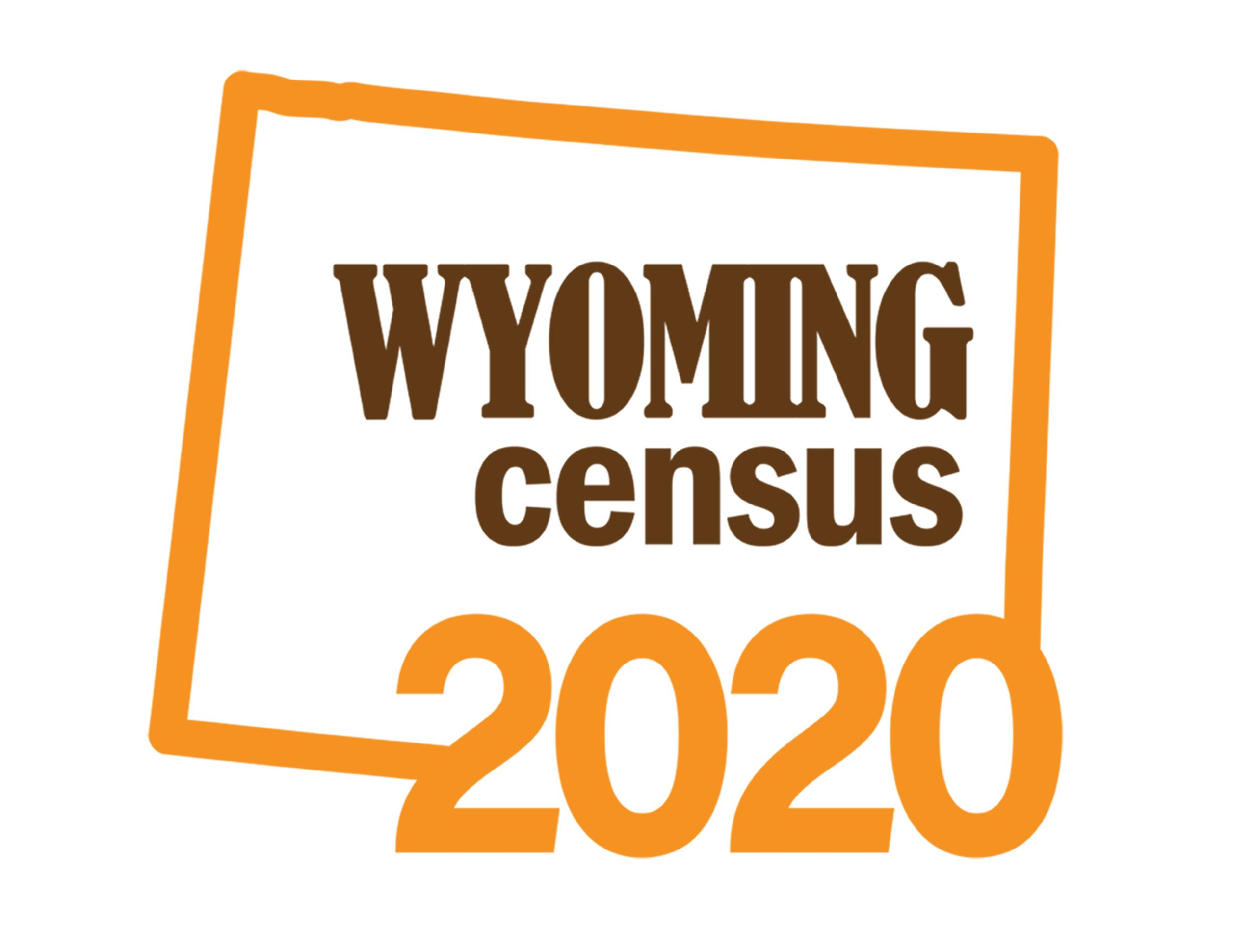 Image of Wyoming Census Logo