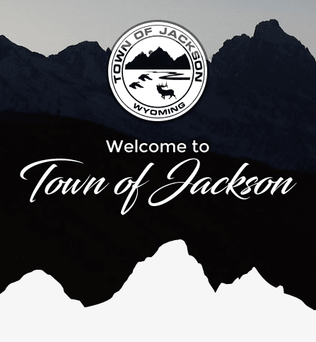 Image of the Town of Jackson Website